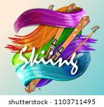 abstract colored backgrounds ...   Shutterstock .eps vector #1103711495