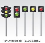 Traffic Light Illustration