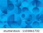 abstract colorful seamless... | Shutterstock .eps vector #1103861732