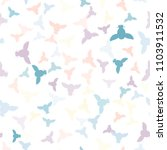seamless vector pattern with... | Shutterstock .eps vector #1103911532