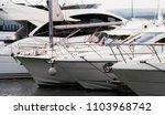 poole harbour  dorset  england  ...   Shutterstock . vector #1103968742