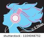 creative conceptual vector.... | Shutterstock .eps vector #1104048752