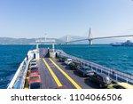 rio patra  greece  may 2018 ... | Shutterstock . vector #1104066506