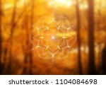 vector template of banner ... | Shutterstock .eps vector #1104084698