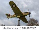 Hawker Hurricane Memorial To...