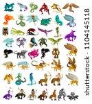 Mythology Animal Fantastic...