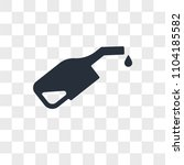 pump vector icon isolated on... | Shutterstock .eps vector #1104185582