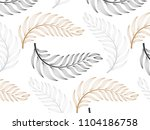 linear vector pattern ... | Shutterstock .eps vector #1104186758