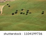 view of olive groves on... | Shutterstock . vector #1104199736