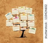 Calendar Tree 2013 For Your...