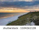 photograph of sunset scenic...   Shutterstock . vector #1104261128