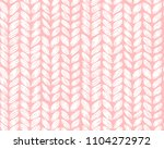 seamless pattern of knitting... | Shutterstock .eps vector #1104272972