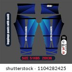 leggings pants fashion... | Shutterstock .eps vector #1104282425