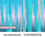 blue abstract shabby vintage... | Shutterstock .eps vector #1104300356