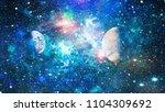 small part of an infinite star... | Shutterstock . vector #1104309692