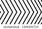 abstract cgi motion graphics... | Shutterstock . vector #1104342722