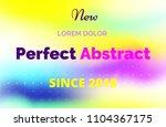 minimalistic gradient...   Shutterstock .eps vector #1104367175