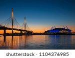 saint petersburg  russia   may... | Shutterstock . vector #1104376985