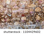 the texture  pattern. the... | Shutterstock . vector #1104429602