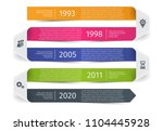 modern colorful template...   Shutterstock .eps vector #1104445928
