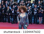 cannes  france   may 11  2018 ... | Shutterstock . vector #1104447632