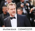 christopher nolan attends the... | Shutterstock . vector #1104452255