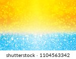 abstract summer tropics blue... | Shutterstock . vector #1104563342