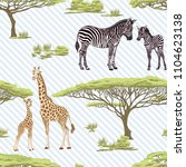 seamless pattern  background ... | Shutterstock .eps vector #1104623138