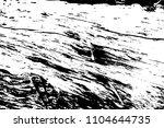 grungy wooden texture. rough... | Shutterstock .eps vector #1104644735