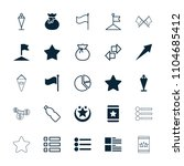 ui icon. collection of 25 ui...