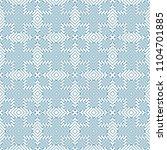 vector seamless illustration of ... | Shutterstock .eps vector #1104701885