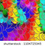 abstract vector color... | Shutterstock .eps vector #1104725345
