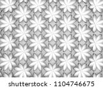 paper flowers summer background.... | Shutterstock . vector #1104746675