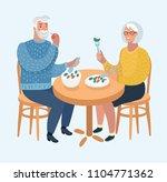 vector cartoon illustration of... | Shutterstock .eps vector #1104771362