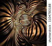 unique and spectacular abstract ... | Shutterstock . vector #1104783188