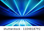 futuristic abstract background | Shutterstock . vector #1104818792