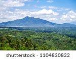 beautiful landscape at tagaytay ...   Shutterstock . vector #1104830822