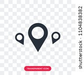 store locator vector icon... | Shutterstock .eps vector #1104838382