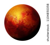 The Red Planet Mars  Part Of...