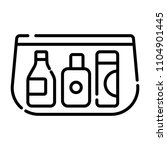 cosmetic products icon   Shutterstock .eps vector #1104901445