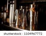 set of barman professional... | Shutterstock . vector #1104967772