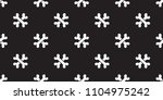 bone seamless pattern cross... | Shutterstock .eps vector #1104975242