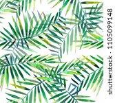 bright beautiful green herbal...   Shutterstock . vector #1105099148