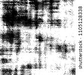 black and white grunge stripe... | Shutterstock . vector #1105128338