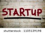 business idea concept  | Shutterstock . vector #1105139198