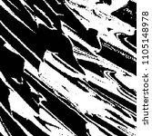 black and white grunge stripe... | Shutterstock . vector #1105148978