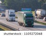 lodz region  poland   may  31 ...   Shutterstock . vector #1105272068