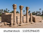 An Ancient Ruins With A...