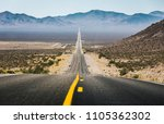 classic panorama view of an... | Shutterstock . vector #1105362302