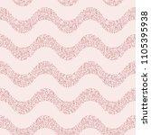 pink glitter vector seamless... | Shutterstock .eps vector #1105395938
